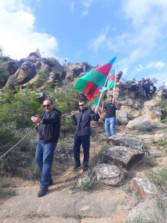 Vətəndaş cəmiyyəti nümayəndələri Keşikçidağda-FOTOLAR