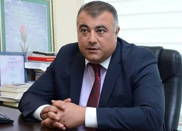 Vüqar Hüseynov Kənd Təsərrüfatı Nazirliyinin mətbuat katibi təyin ...